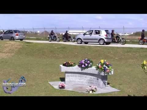 Hurricane Fabian Memorial Ride, Sept 2 2012