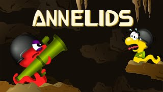 Annelids: Online battle