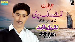 To Rowy Dar Mulk | Shah Jaan Dawoodi | Vol 5 | Balochi Song | Balochi World