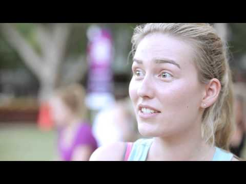 Medibank Feel Good Program, South Bank Parklands