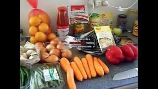 8  Freezer Crock Pot Meals  From Downunder