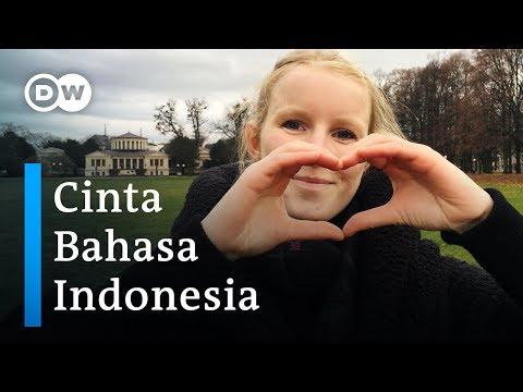 Kenapa Orang Jerman Belajar Bahasa Indonesia?