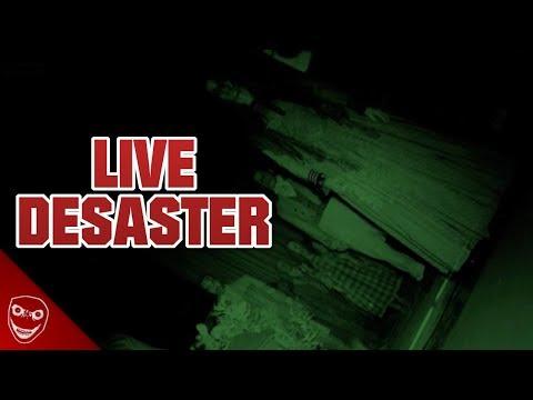 Die gruselige Live Übertragung, die schrecklich schief ging! Inside No 9!
