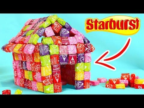 STARBURST BOX FORT!!