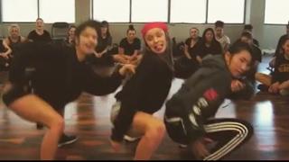 taylor hatala longer clip better audio booty wurk carlo atienza choreography