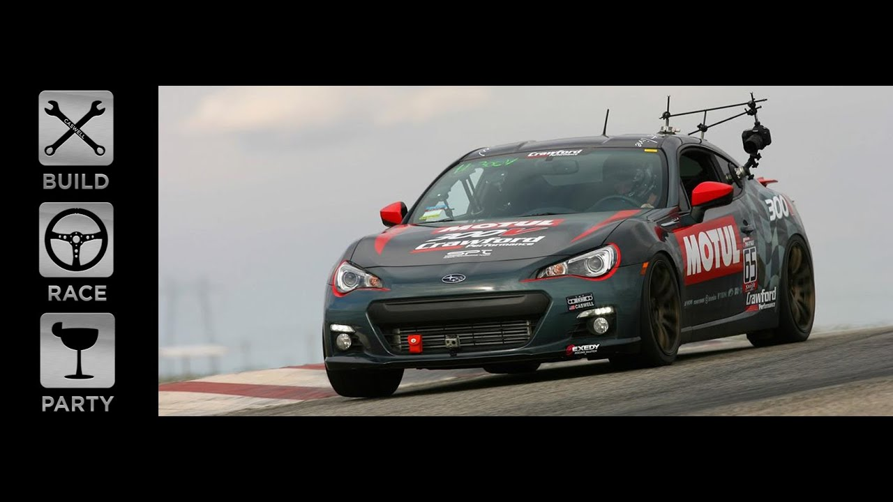 Crawford Subaru BRZ Turbo  YouTube