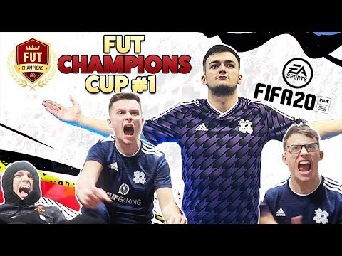 HARRY & TEKKZ IN BUCHAREST! - FIRST MAJOR OF THE YEAR! - FIFA 20