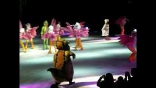"Disney On Ice ""Dare Tp Dream"" Mama Odie Song"
