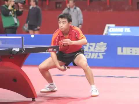 Hold A Ping Pong Paddles Correctly & Chinese Style