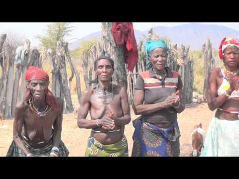 Mudhimba tribe in Angola