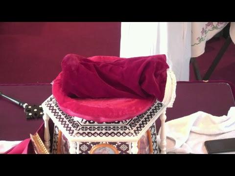 SMSV - Divine Liturgy with H.G. Bishop Thomas- December 8, 2017