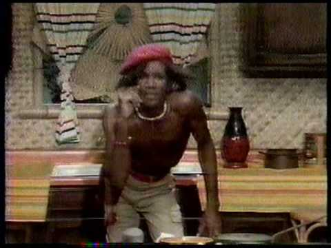 """Fridays TV Show"" (1981) [Show J-03]  ""Nat E. Dred, The Rasta Gourmet"" #3  [04 of 09]"