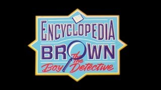 Encylopedia Brown - The Missing Time Capsule - 1990