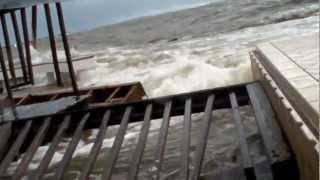 Hurricane Sandy NJ Green Island Toms River 10 12