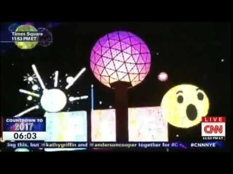 New Year's Eve 2017 NYC Ball Drop Countdown LIVE (FULL) HD ...