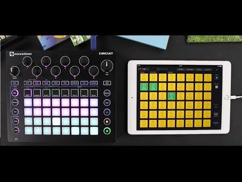 Novation // Launchpad for iPad - Midi Sync Output