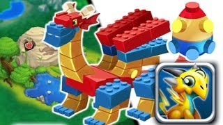 How to Breed Block Dragon 100% Real! Dragon City Mobile!