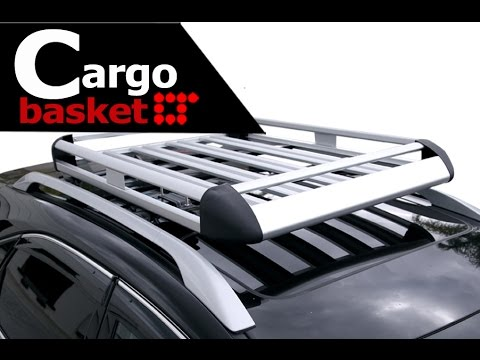 TRIL GEAR 48 fit for Universal Top Roof Rack Cross Bars Luggage Cargo Carrier Fit For Car or SUV