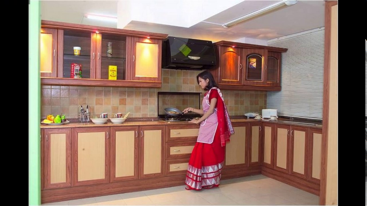 Kitchen Cabinet Design In Bangladesh