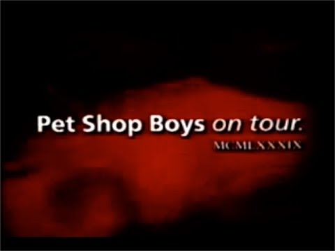 PET SHOP BOYS HIGHLIGHTS