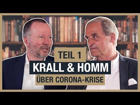 Die Crash-Titanen im Gespräch: Markus Krall und Florian Homm