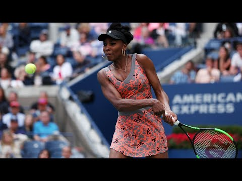 2017 US Open: Venus Williams vs. Sloane Stephens Preview