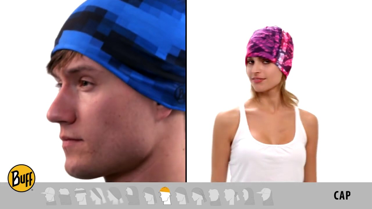 empujar Picasso Robusto  How to Wear Original BUFF® Headwear - My Cooling Store - YouTube