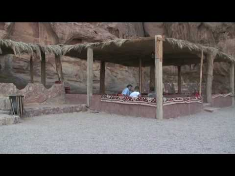 Arab Life: Desert Dwellers, A Day at Bedouin Camp  - Takeoff with Captain John