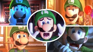 Luigi's Mansion 3 - All Trailers
