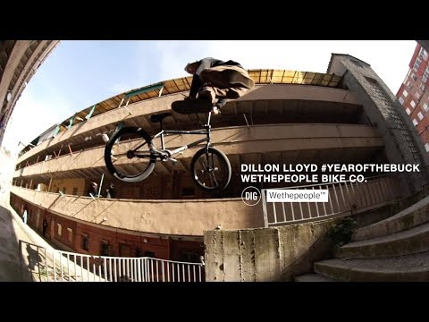 DILLON LLOYD #YEAROFTHEBUCK WETHEPEOPLE