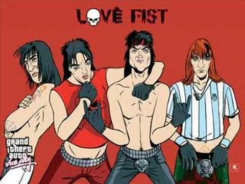 Love Fist - Fist Fury