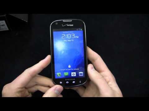 Samsung Galaxy Stellar Unboxing