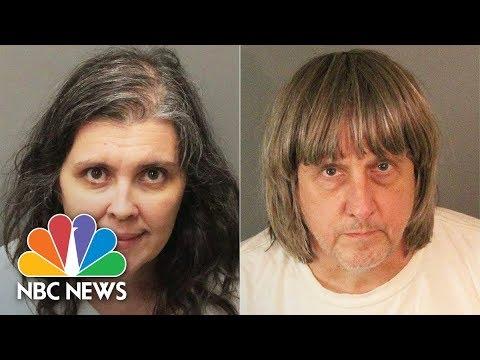 DA Holds Briefing On California Child Torture Case (Full) | NBC News