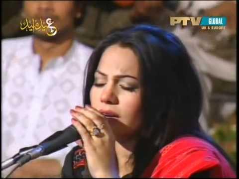 Punjabi song by Arif Lohar and Sanam Marvi(Virsa heritage PTV Live)- Main dadhi kohji - YouTube.flv