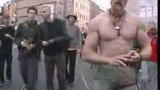 Love Parade Berlin - Techno Viking