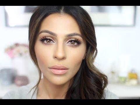 How To Contour and Highlight Makeup Tutorial