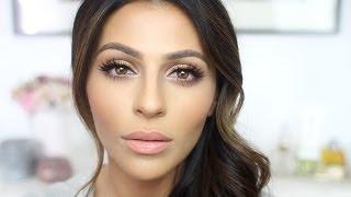 How To Contour and Highlight Makeup Tutorial | Natural Makeup Tutorial | Teni Panosian