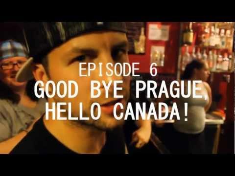 Marpo - Brand New Day - #6 GoodBye Prague, Hello Canada !