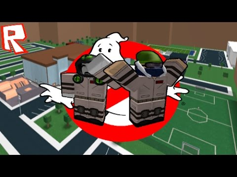 Best Ghostbusters In Roblox Roblox High School Youtube