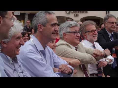 Conoscenza in Festa 2016 - Sir John Kirwan - HAKA