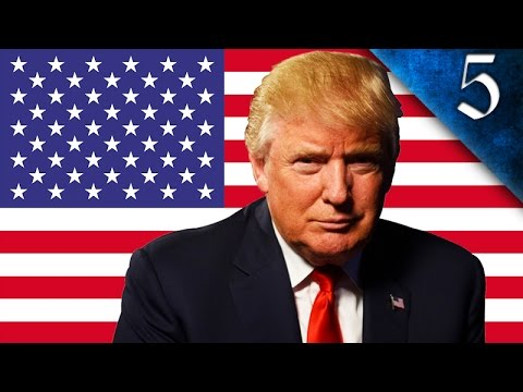 DONALD TRUMP INVADES SYRIA! HEARTS OF IRON 4: MODERN DAY: USA DONALD TRUMP EP. 5