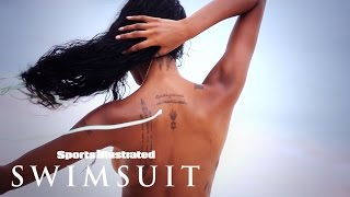 Jessica White Unties & Unwinds In Revealing Photoshoot | Intimates | Sports Illustrated Swimsuit