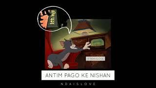 ANTIM PAGO KE NISHAN ❤️ | NDAISLOVE | MOTIVATIONAL VIDEO | NDA IS LOVE | ⚡⚔️