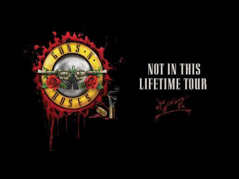 Guns N' Roses –  Not In This Lifetime Tour 2018  Barcelona