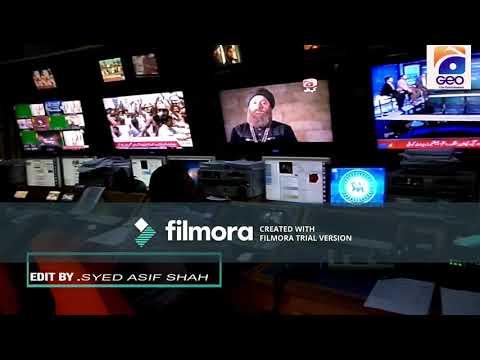 Geo TV Master Control Room Latest Video MCR