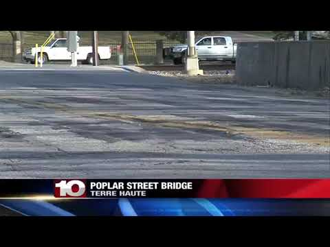 Poplar Street bridge repairs