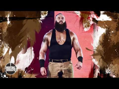 2016: Braun Strowman 2nd & New WWE Theme Song -