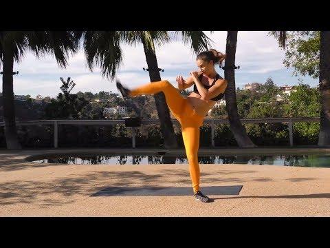 15 Min Butt Legs Thighs Workout At Home // No Equipment Leg Workout