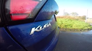 2018 Ford Kuga 1.5 Diesel Review Driving 0-60 Acceleration