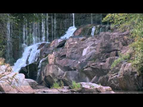 Kallio waterfalls